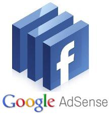 Can we place Google Ads in facebook applications