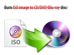 ISO to No CD