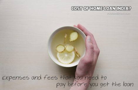 Cost of Home Loan in India - All Expenses listed - AM22 Tech
