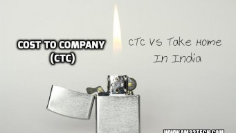 Cost To Company India - How does it differ from Take Home Salary