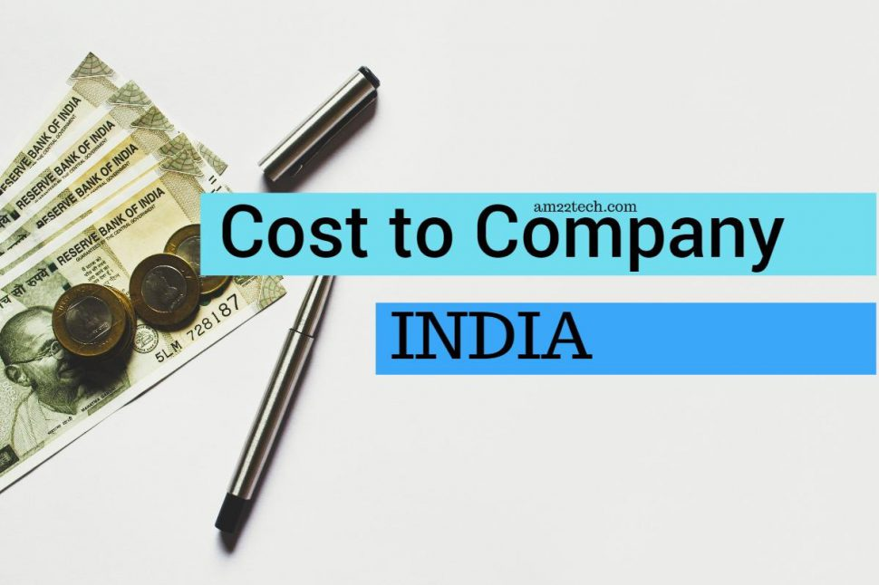 Cost to company in India - take home salary