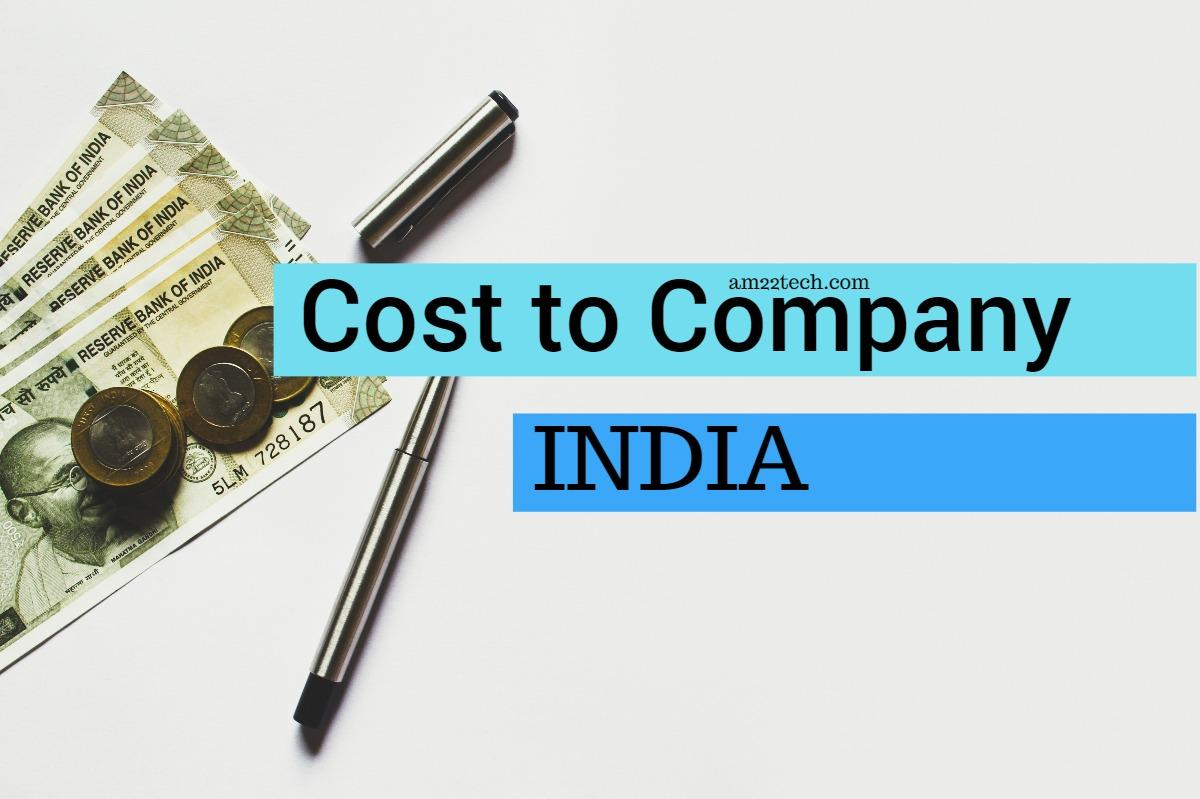 What is CTC? Difference between CTC Package & Net Salary? - India