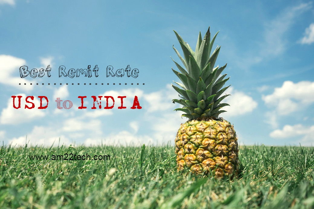 Best Remit Rate To India