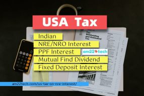 US tax - NRE/NRO interest - Indian Income PPF