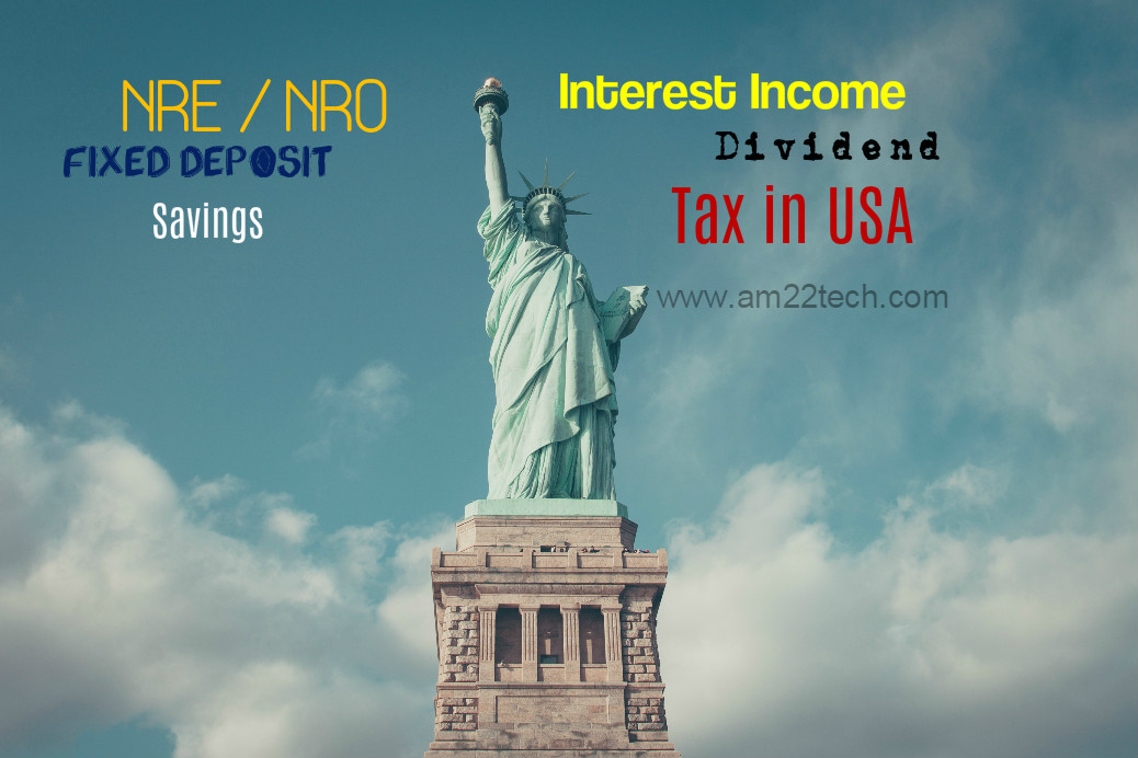 How To File Us Tax On Nre Interest 1099 Int Am22 Tech