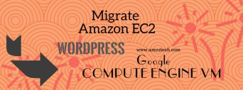 Migrate Wordpress from Amazon EC2 to Google compute engine VM