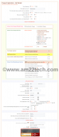 Indian passport online application form cox and kings