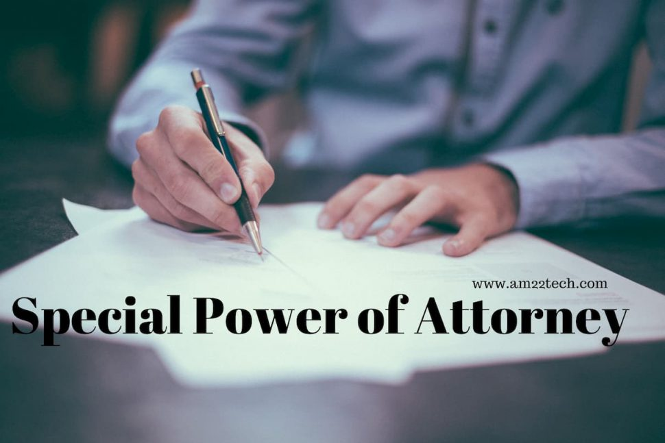 Indian power of Attorney
