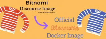 Migrate Bitnami Discourse to official Discourse Docker image