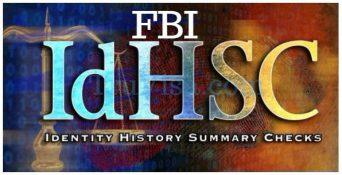 FBI police clearance certificate