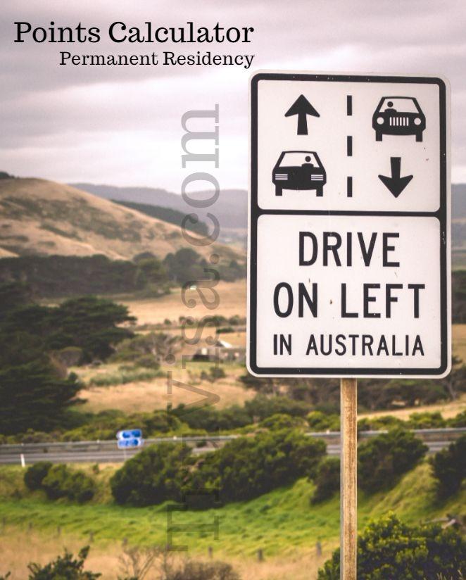 Australian immigration point test | australian pr points.