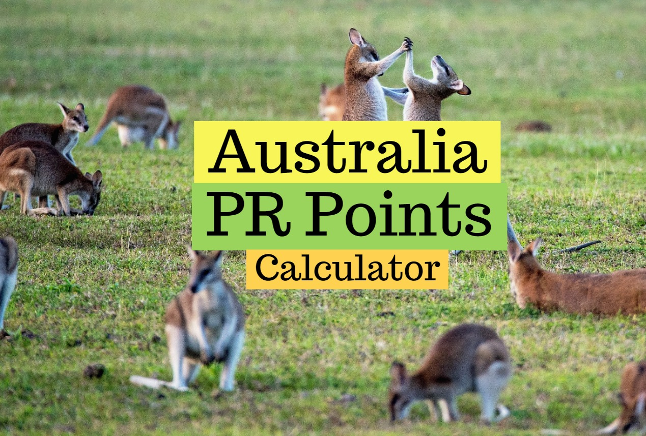 Australia PR Points Calculator 2019- 189, 190 Visa Immigration Test