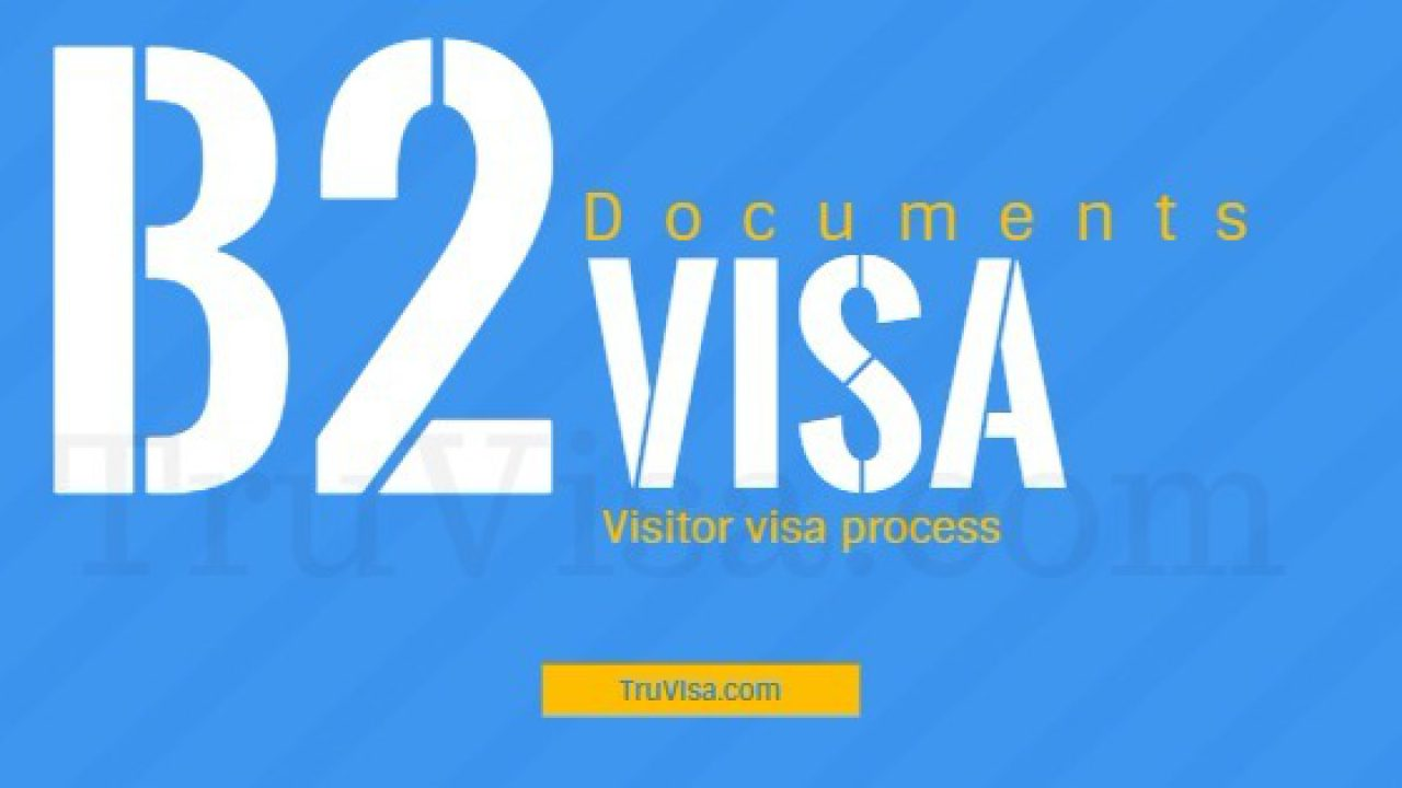 B1 Visitor Visa for Parents, B2 Business, Documents, Sponsorship