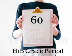 H1B 60 days Grace period