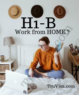 H1B Visa work from home