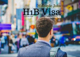 Multiple h1b jobs at the same time with concurrent h1b