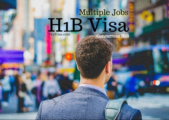Concurrent H1B allows Multiple H1B Jobs at the same time