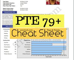 PTE English Score 79+ in First Attempt - Tips and Tricks