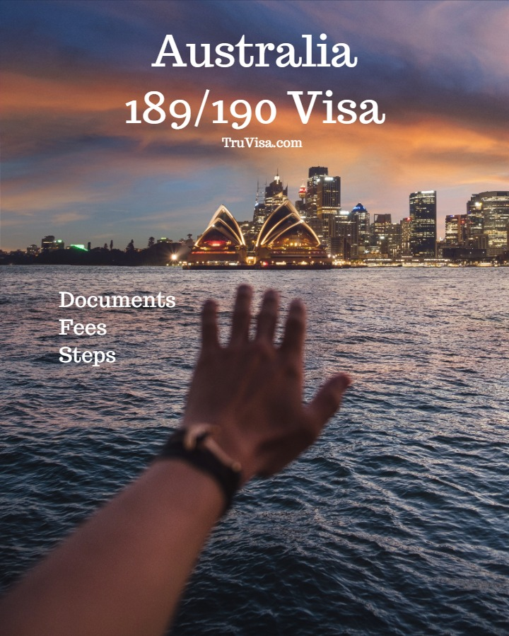 Australia Visa 189? 189 efficient /