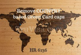 HR 6136 bill to remove country based green card limits