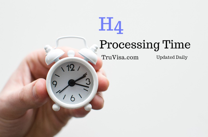 Current H4, L2 Extension, F1 COS Processing Time 2019 - AM22