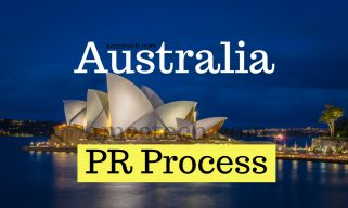 Australia PR process steps for 189, 190 visa