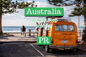Get Australia PR with easy step by step process