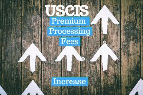 USCIS increase premium processing fees to $1441