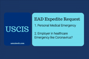 EAD expedite request with USCIS