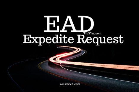 USCIS EAD Expedite Request, Financial Loss, Medical Reason