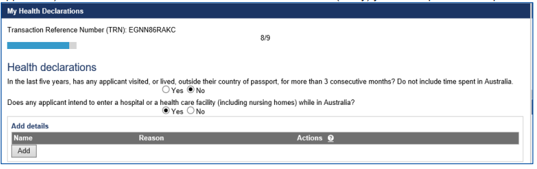 Generate HAP ID for Medical Before Submitting 189/190 Visa