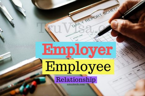 Prove Employer Employee relationship for H1b RFE