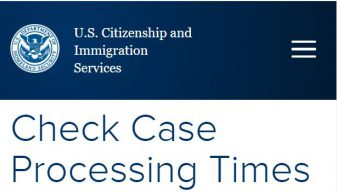 USCIS Processing Time