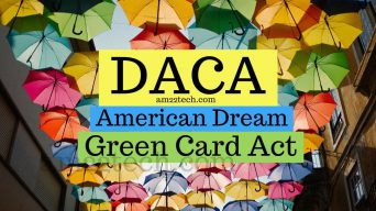 American Dream Act for DACA Green Card