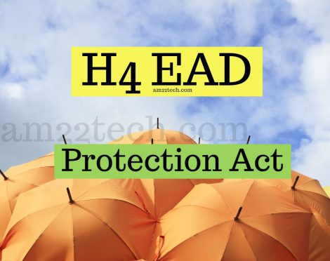 H4 employment protection Act for H4 EAD