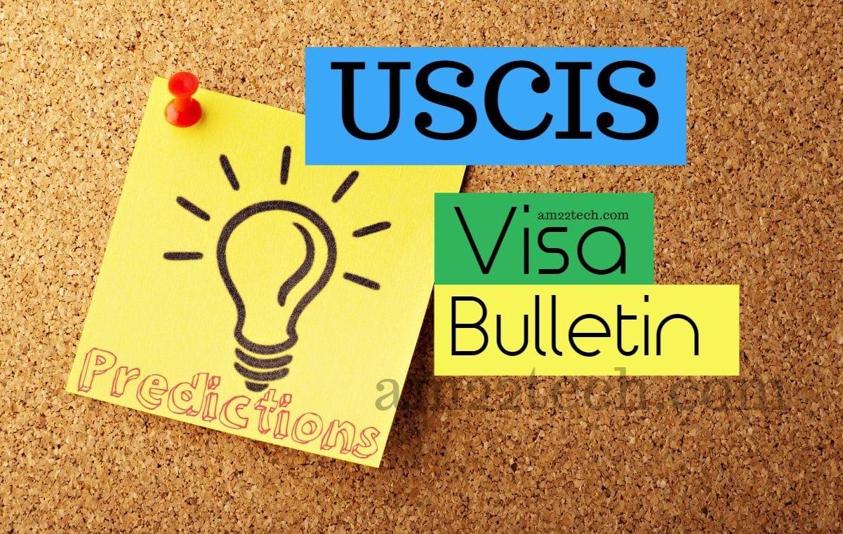 Family USCIS Visa Bulletin Sep 2019, Green Card Dates - AM22