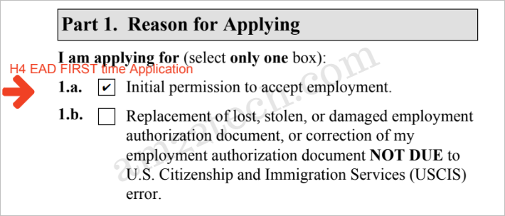 Apply H4 EAD while H1B or H4 Extension is Pending - AM22 Tech