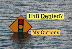 H1B denied - Your options to stay in US