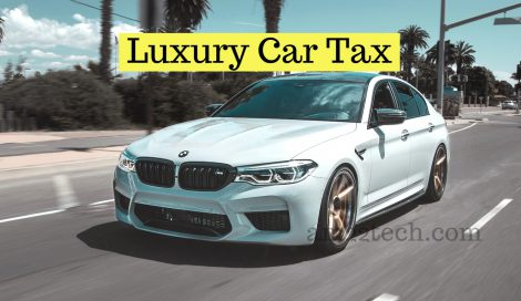 Luxury car tax in Australia