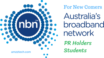 Australia NBN internet for new comers - PR holders and students