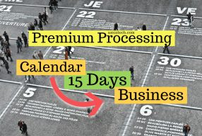 USCIS premium processing time changing from calendar to business days