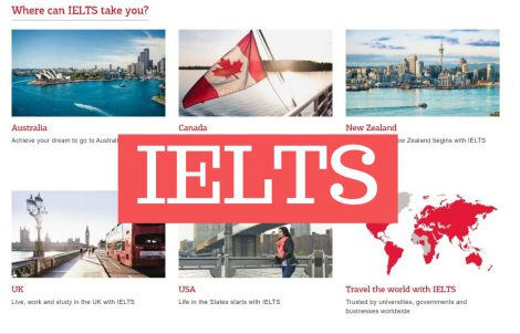 IELTS English Test Tips and Tricks