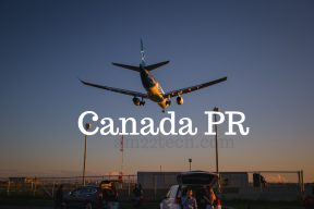 Top things to after landing in Canada with PR