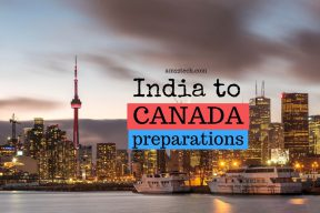 Canada PR - prepare for landing