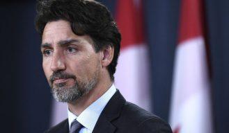 Canadian prime minister Justin Tradeau