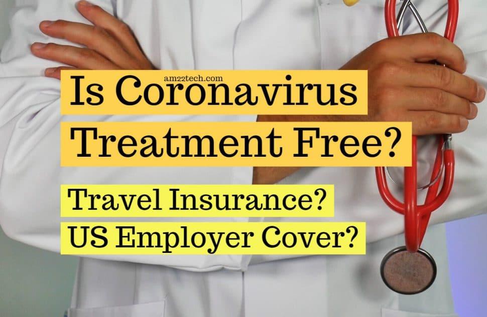 Does H1B health insurance cover Coronavirus?