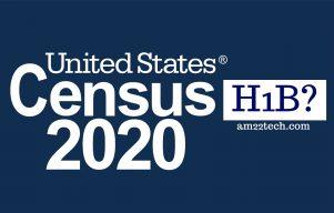 Should visa holders fill USA Census?