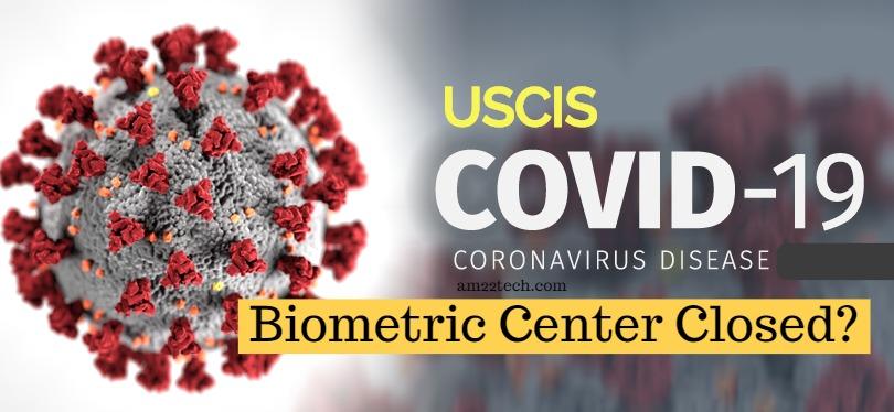USCIS office closed due to Corona virus