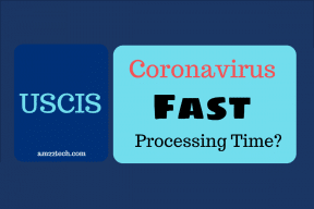 Is USCIS approving applications faster in Coronavirus closures?