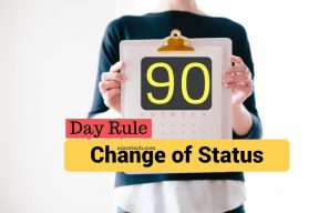 USCIS 90-day rule for change-of-status